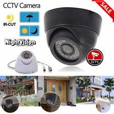1200TVL Home Dome Outdoor Surveillance CCTV Camera Color IR-Cut Security Camera