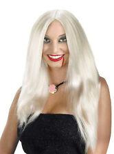 Halloween 56 cm Long Gothic Hair Wig Vampire Theme Accessory