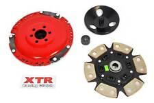 XTR RACING STAGE 3 CERAMIC CLUTCH KIT VW RABBIT SCIROCCO 1.8L SOHC 8VALVE ENGINE