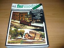 FERROVIE TRENI MODELLISMO COLLEZIONISMO FERROVIARIO FERMODEL NEWS ANNO5 N27 1985