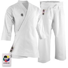 ProForce 14 oz. WFK Diamond Kata Heavy Weight Uniform Karate Gi - White