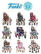FUNKO MYSTERY MINIS VINYL FIGURES & PLUSHIES MARVEL, DC COMICS, STAR WARS & MORE