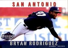 2015 San Antonio Missions Grandstand #27 Bryan Rodriguez Dominican Republic Card
