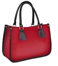 Para Mujer Doble Gancho Messenger Casual bolso bolso de hombro Bolso señoras Bolsa