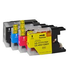 Brother Compatible LC77XL BkXXL,C,M,Y Inkjet Cartridges Single or Set frankyd360