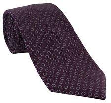 Michelsons of London Ring Spot Cravate en soie