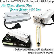 600W Digital Ballast 600W HPS Lamp Lighting Parts Fo Hydroponics Grow Tent Plant