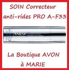 SOIN CORRECTEUR Anti-rides PRO Amino-FILL 33 NEOSTRATA & AVON ANEW CLINICAL Neuf