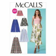McCalls Ladies Easy Sewing Pattern 7131 Loose Fitting Shorts & Pants (McC...
