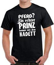 Un verdadero príncipe viene con el cadete * tuning reunión Opel sátira Fun T-Shirt