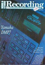 1988 Yamaha DMP7 Mixing Processor, Alesis MMT8 Sequencer, Dimitrios Malengas