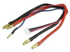 YUKI MODEL câble de charge de batterie Contact dorée ø4,0mm pour