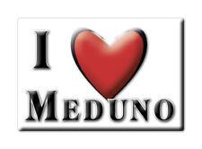 CALAMITA FRIULI VENEZIA GIULIA FRIDGE MAGNET MAGNETE SOUVENIR LOVE MEDUNO (PN)