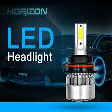 2pcs C6 Car Led Headlight H1 H3 H7 H11 H4 9006 9007 880 72w 6000K Headlamp