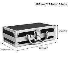 New Portable Aluminium Carry Case Tool Box Storage Organizer Travel Tool Holder