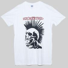The Exploited T shirt Unisex Skull Hardcore Punk Rock Festival Top ALL SIZES