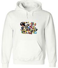 Nintendo Super Mario Bros Bad Bowser Servant Unisex Hoodies Sweatshirt Pullover