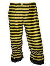 Déguisement abeille jaune & NOIR RAYURE LONG 3/4 Bloomers pantalon