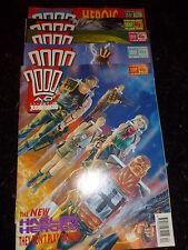 2000 AD Comic - 5 PROG JOB LOT - No's 671 - 675 (Dates 24/03/89 : 21/04/90 )