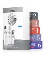 NIOXIN KIT HAIR SYSTEM Anticaduta capelli 1/2/3/4/5/6 15O+150+50ML SPEDIZ 24/48H