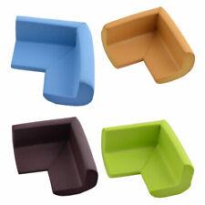 Library Furniture Desk Drawer Foam Rubber Corner Edge Cover Pad Cushion 4pcs