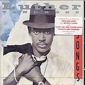 Luther Vandross - Songs - CD Album (1994)