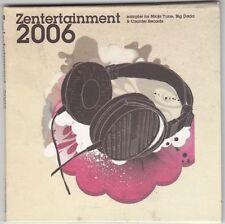 NINJA TUNE,BIG DADA,& COUNTER RECORDS - sampler CD