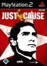 Just Cause PS2 - Playstation 2 | gebraucht | Sammlung Auflösung | Spiel und OVP