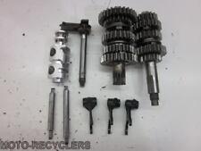 01 KTM250MXC KTM 250MXC transmission trans gears   11
