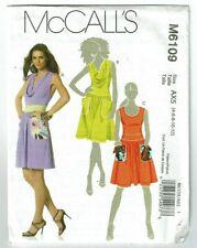McCALL/'S #9387 BRIDAL DRESS PATTERN  4-20uc LADIES FLOOR LENGTH COCKTAIL