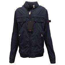 4954R giacca antivento bimbo PEUTEREY SENTENCE blu jacket kid