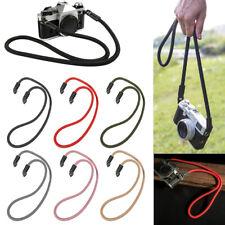 Mountaineering Nylon Rope Camera Shoulder Neck Strap Belt for DSLR Camera