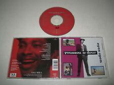 YOUSSOU N' DOUR/EYES OPEN ( COLUMBIA 471186 2 ) CD ALBUM