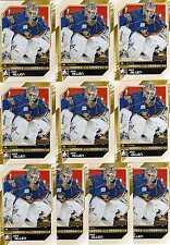 JAKE ALLEN 10/11 ITG H&P Update RC Rookie Lot of (10) #166 St. Louis Bluis