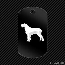 Spinone Italiano Keychain Gi dog tag engraved many colors dog canine pet