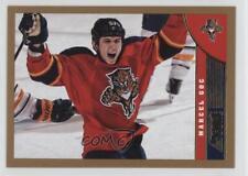 2013-14 Score Gold #213 Marcel Goc Florida Panthers Hockey Card