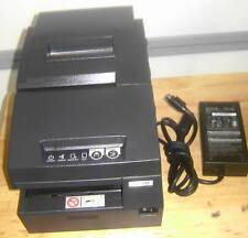 Epson Tm-H6000Iii Pos Receipt/ Validation Printer Modl M147G - Serial Interface