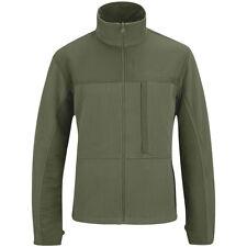 Propper Full Zip Tech Sweater Mens Pullover Jumper Warm Knit Turtleneck Olive
