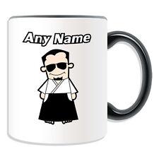 Personalised Gift Aikido Mug Money Box Cup Japan Aikidoka Kung Fu Kungfu Coffee