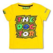 VR46 Official Valentino Rossi The Doctor Kids T'Shirt  -  VRKTS 206501