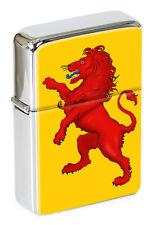 Rampant Lion Flip Top Lighter in Gift Tin