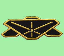 Babylon 5 - Command Patch - Uniform Kostüm Aufnäher - neu - zum Aufbügeln
