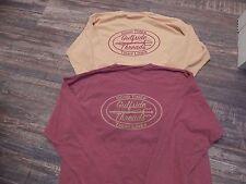 NEW Gulfside Threads Logo Long Sleeve T-Shirt Comfort Colors FSU Garnet Gold
