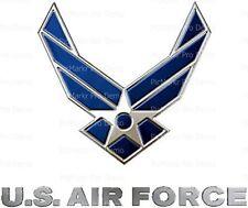 U.S. Air Force Logo Edible Icing Image