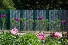 Maschendrahtzaun PVC Leiste Gartenzaun Maschendraht Sichtschutz Windschutz