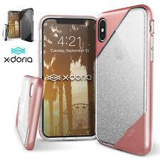 X-doria iPhone X Case, Revel Lux Glitter X-doria Case Cover For Appple iPhone X