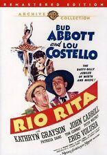 Classic Comedy Teams - Rio Rita (DVD, 2011)