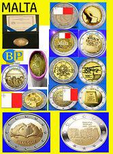 Malta  2 euros conmemorativa 2016 AMOR  moneda de euro Gedenkmünzen  Love