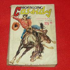 Petit Format BD 1954  IMPERIA Hopalong Cassidy  Album 5