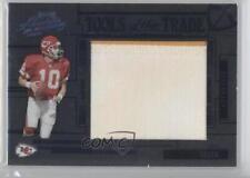 2005 Playoff Absolute Memorabilia TT-95 Trent Green Kansas City Chiefs Auto Card